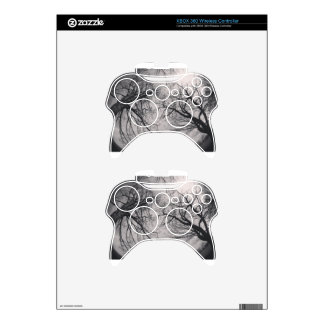 Haunting Trees Xbox 360 Controller Skins