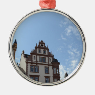 Hauptmarkt Trier Metal Ornament