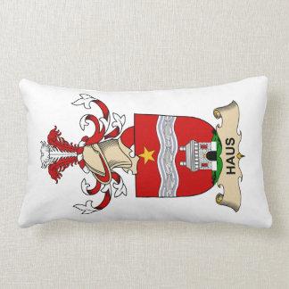 Haus Family Crest Pillow