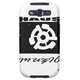 HAUS MUZIC CASE-MATE CASE GALAXY S3 COVERS