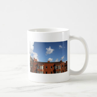 Hausfassade Coffee Mug