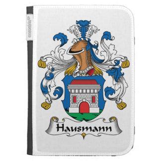 Hausmann Family Crest Kindle 3G Cover
