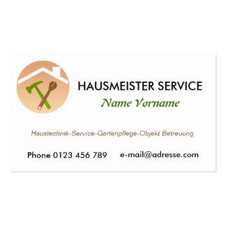 hausmeisterservice servicio conserje