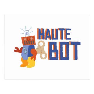 Haut Bot Postcard