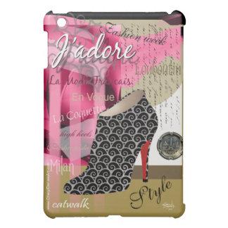 Haute Couture Designer iPad Skin Cover For The iPad Mini