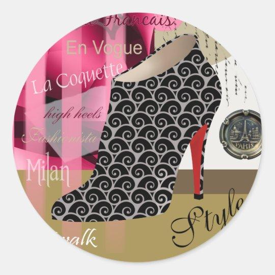 Haute Couture Sticker