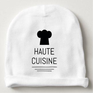 Haute Cuisine French Gourmet Baby Beanie