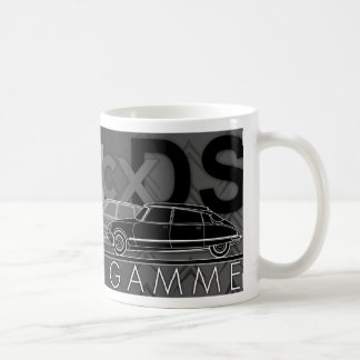 """Haute de Gamme"" ilustró la taza del coche de Citr"