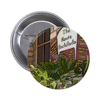 Haute Enchilada Moss Landing Pinback Button