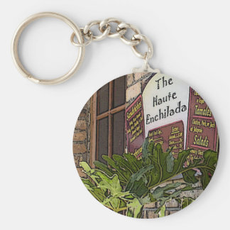 Haute Enchilada, Moss Landing Keychain