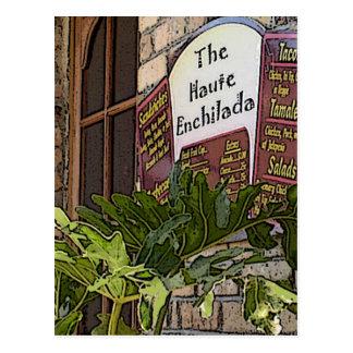 Haute Enchilada, Moss Landing Postcard