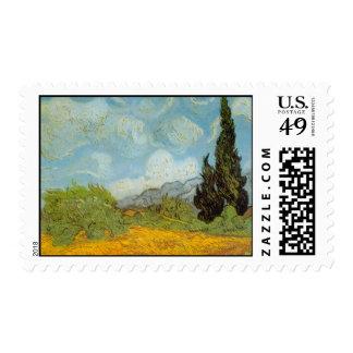 Haute Gafille by Vincent van Gogh Postage