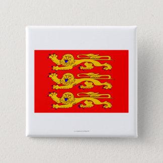 Haute-Normandie flag Button