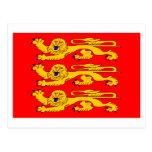 Haute-Normandie flag Post Cards