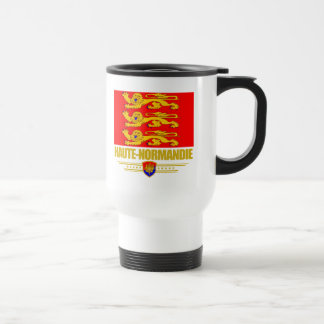 Haute-Normandie (Upper Normandy) Travel Mug