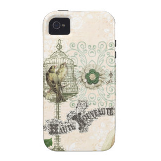 Haute Nouveau en Paris iPhone 4/4S Cover