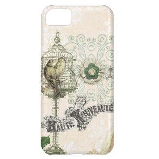 Haute Nouveau en Paris Case For iPhone 5C