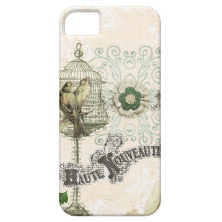 Haute Nouveau en Paris iPhone SE/5/5s Case