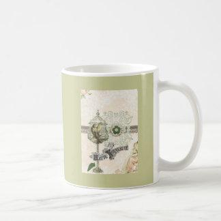 Haute Nouveau en Paris Classic White Coffee Mug