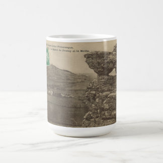 Haute Saone, Sables de Frotey Classic White Coffee Mug