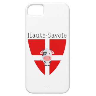 Haute-Savoie Cow IPhone 5/5S Case