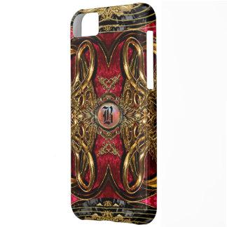 Hauteleash Baroque iPhone 5C Cover