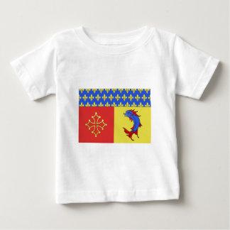 Hautes-Alpes flag Baby T-Shirt