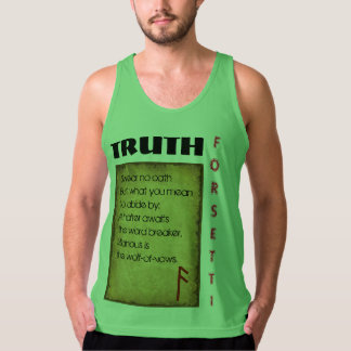 Havamal Truth Tank Top