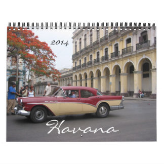 havana 2014 calendar