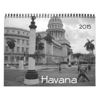 havana 2015 calendar