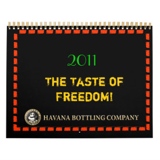 Havana Bottling Company 2011 Calendar