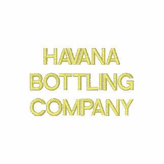 HAVANA BOTTLING COMPANY EMBROIDERED HOODY