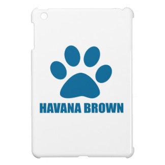 HAVANA BROWN CAT DESIGNS iPad MINI CASE