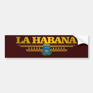 Havana Bumper Sticker