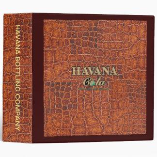 HAVANA COLA Avery Binder