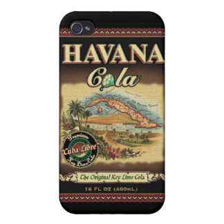 Havana Cola iPhone4 Case Cases For iPhone 4
