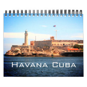 havana cuba 2021 calendar