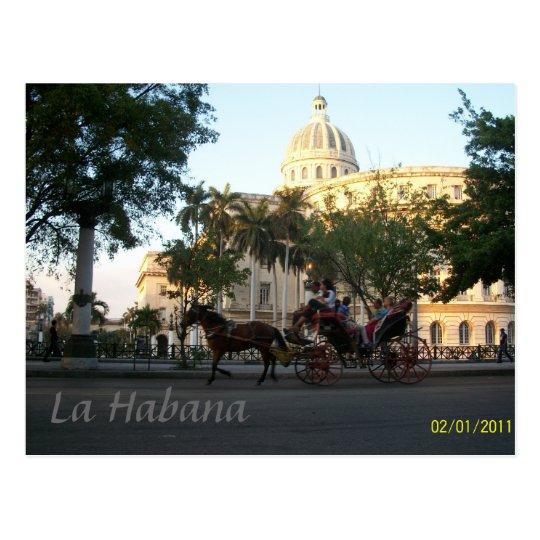 Havana,Cuba by CubanLove Postcard