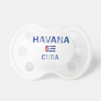 Havana Cuba Designs Baby Pacifier