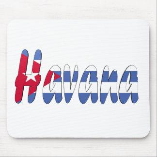 Havana, Cuba Mouse Pad
