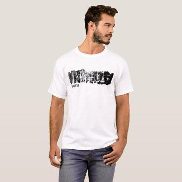 Art Themed Havana Cuba T-Shirt