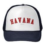 Havana Mesh Hat