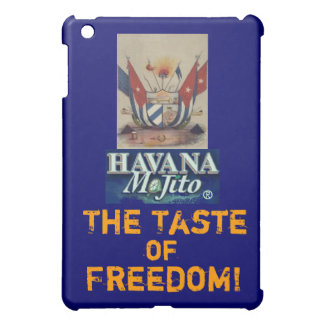 HAVANA MOJITO The Taste of Freedom  Case For The iPad Mini