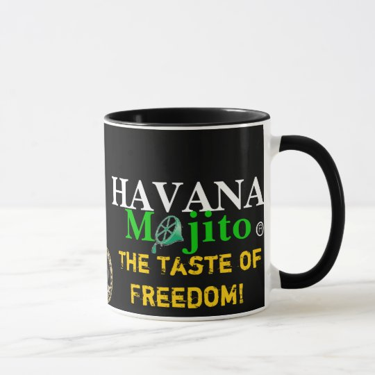 HAVANA MOJITO The Taste of Freedom! Mug