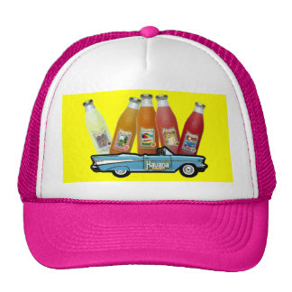 HAVANA NANA CAP TRUCKER HAT