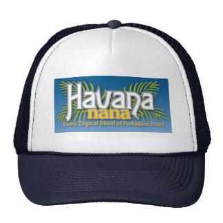 HAVANA NANA CAP TRUCKER HATS