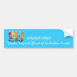HAVANA NANA STICKER