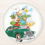 "Havana Nights Party Coaster<br><div class=""desc"">Havana Nights Party Theme Coasters