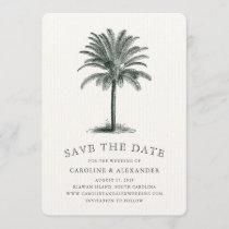 Havana Palm Save the Date