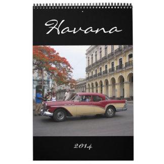 havana photography 2014 calendar